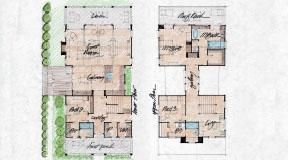 Napa Floorplans